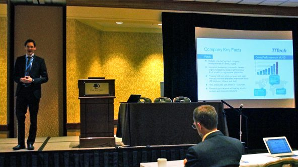 Georg Kopetz Spoke at the TSNA Conference on Creating Market Momentum with Deterministic Ethernet and TSN in Key IoT Industries